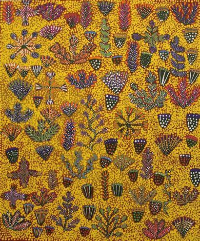 Daisy Turner Kemarre (1968 - ) Bush Medicine...