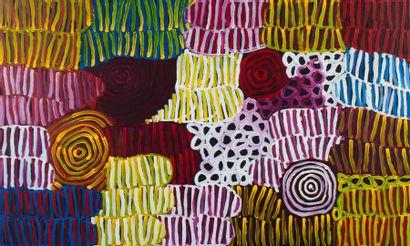 Minnie Pwerle (c. 1910 - 2006) Awelye, 2005...
