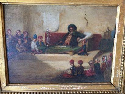 Ecole du XIXème siècle