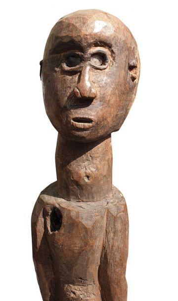 TIV, Nigéria, début du XXème siècle