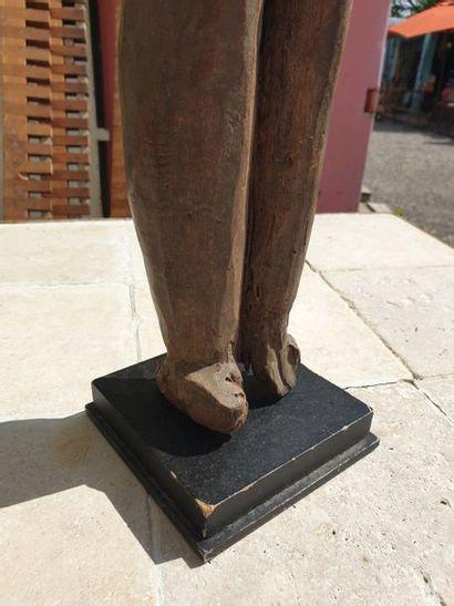 TIV, Nigéria, début du XXème siècle TIV, Nigéria, début du XXème siècle  Statuette...