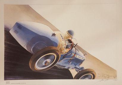 MIRGALET Alain, (né en 1950)  Grand Prix...