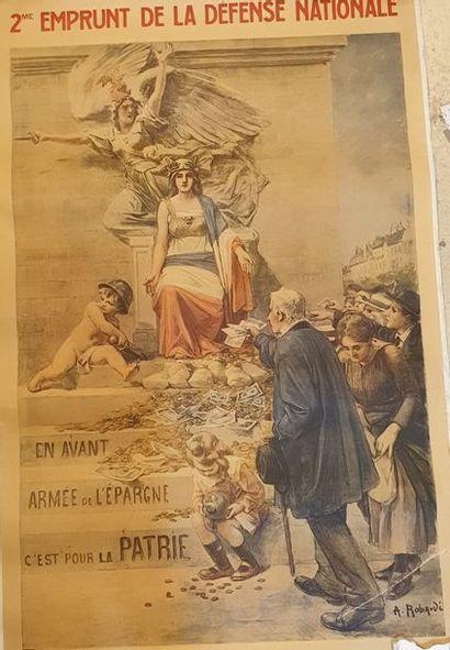 ROBAUDI Alcide Théophile (1850-1928)  Deuxième...