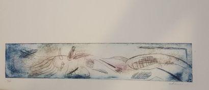 CHENU Didier (né en 1956)  Sujets divers...
