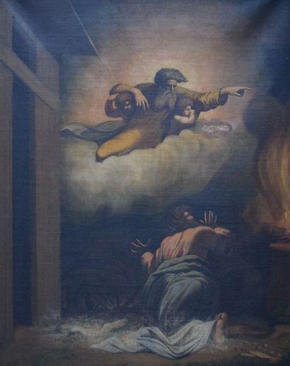 ECOLE FRANCAISE du XIXe siècle  D'après Raphael...