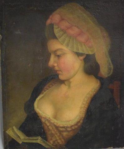ECOLE FRANCAISE  Dans le Goût du XVIIIe siècle...