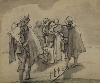 ECOLE du Nord Fin du XVIIe siècle  ...