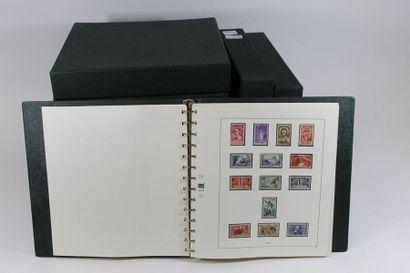 Collection de France en 8 volumes SAFE. Partie...
