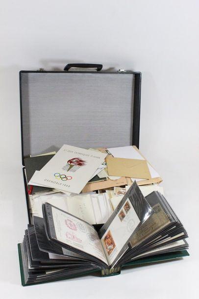 1 valise noire, premiers jours, territoires...