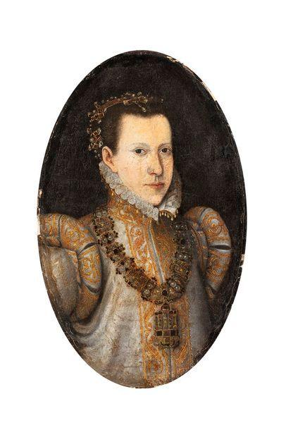 SANCHEZ COELLO Alonso (Ecole de)  Benifairo de les Valls (près de Valence) 1532...