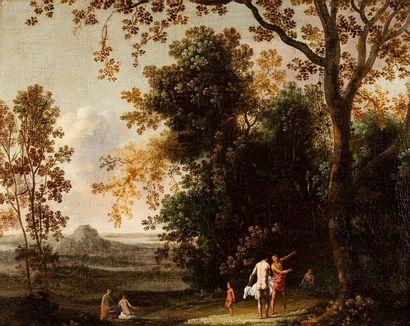 DELENS Dirck (Attribué à)  Vers 1600 - 1676...