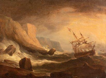 WHITECOMBE Thomas (Attribué à)  1752 - 1824...