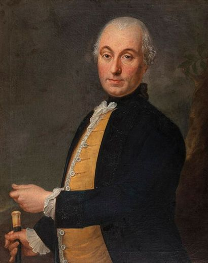 RUPALLEY Joachim  (Bayeux 1713 - 1780)  ...