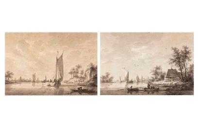 WICART Nicolas  Utrecht 1748 - 1815    1...