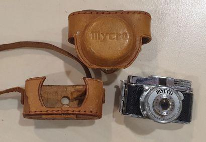 Petit appareil photo de marque