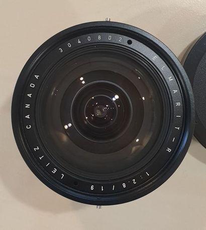 Leica, Leitz. Objectif Leitz Canada Elmarit-R...