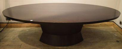 HUREL Philippe (né en 1955)  Grande table...