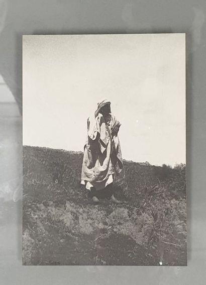 GRAVE Charles (1882-1951).  Maroc  Un tirage...