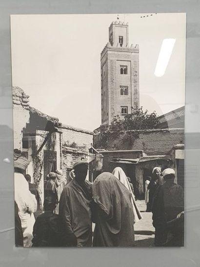 GRAVE Charles (1882-1951).  Maroc.  Tirage...