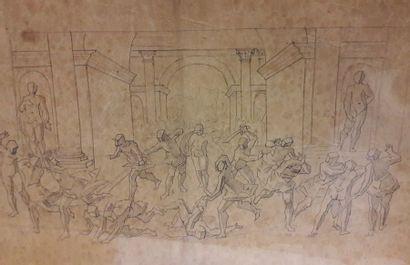 CAMBIASO Lucas (D'après)  1527 - 1585    Le...