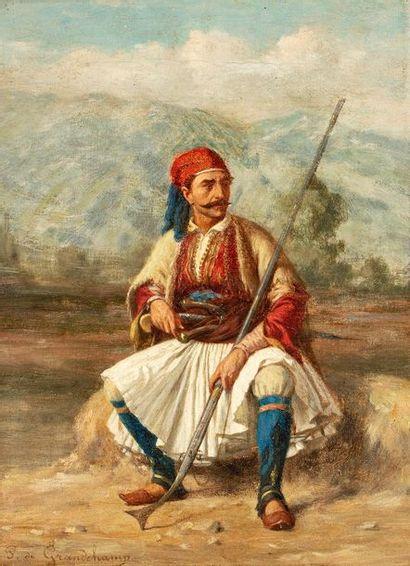 PINEL DE GRANDCHAMP Louis Émile