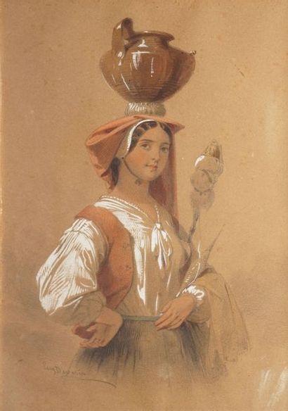 DEVERIA Eugène