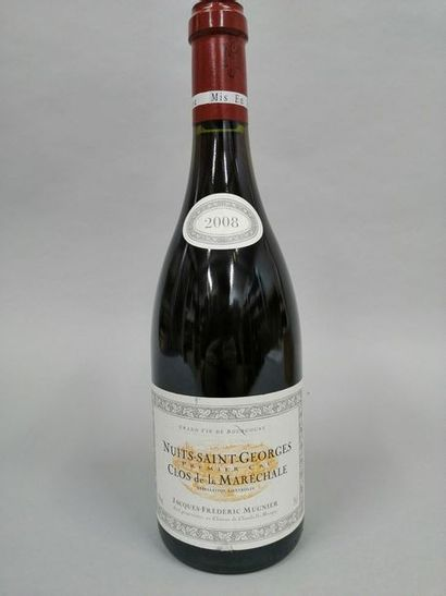 1 bouteille NUITS-ST-GEORGES