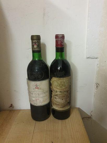 Ensemble de 2 bouteilles   1 bouteille...