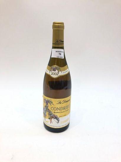 1 bouteille CONDRIEU