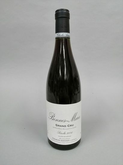 1 bouteille BONNES-MARES Charles Antonin...