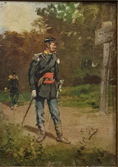 GIBON Hippolyte Louis