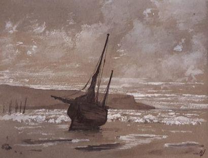JOURDAIN Henri 1864-1931