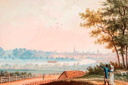WIGAND BALTHASAR  Vienne 1770 - Felixdorf...