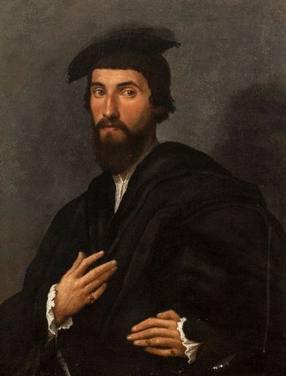 ABBATE NICOLO DELL (Suite de)  Modène 1590...
