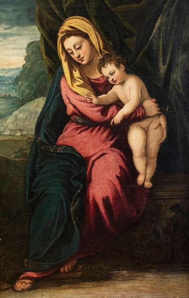 TINTORET - Jacopo Robusti, dit Tintoretto...