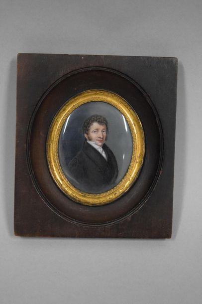 ECOLE FRANCAISE, première moitié du XIX siècle...