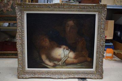 RENI Guido (Ecole de)  1575 - 1642    La...