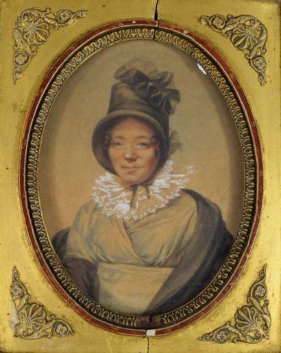 ISABEY Jean - Baptiste (Atelier de)  1767...