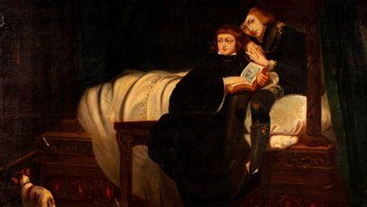 DELAROCHE Paul (D'après)  1797 - 1856    Les...