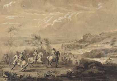 VAN DER MEULEN Frans - Adam (Suite de)  1632...