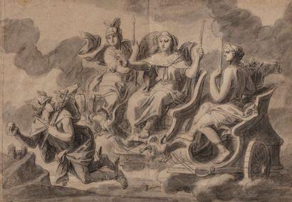 VERDIER François   Paris 1651-1730...