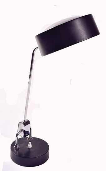 JUMO  Lampe de table a bras pivotant en metal...