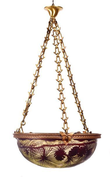ETABLISSEMENTS GALLE (1904-1936)  Suspension...