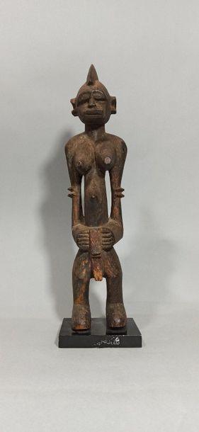 Statuette SENOUFO, Côte d'Ivoire  Haut. :...