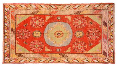 Samarkande (ASIE CENTRALE), fin du XIXe siècle....