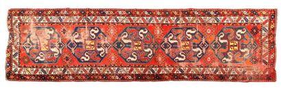 Khndzoresk inscrit en arménien (CAUCASE-ARMENIE),...