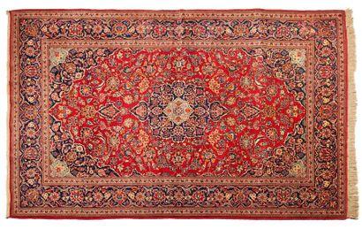 Kachan (IRAN), 1er tiers du XXe siècle.  Caractéristiques...