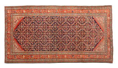 Fin tapis Melayer (PERSE), fin du XIXe siècle....