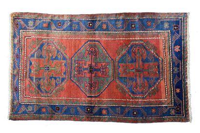 Kazak (CAUCASE), début du XXe siècle.  Caractéristiques...
