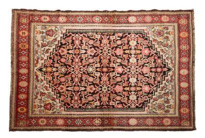 Karabagh (CAUCASE), fin du XIXe siècle.  Caractéristiques...